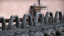 Турчинов анонсував перехід на нові танки для Збройних сил України (відео)