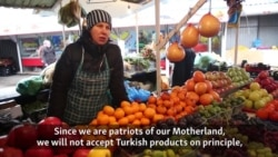No Turkish Fruit For 'Patriotic' Merchants In Krasnodar