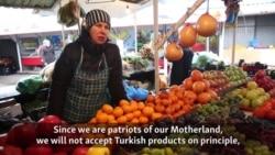 No Turkish Fruit For 'Patriotic' Merchants In Krasnodar