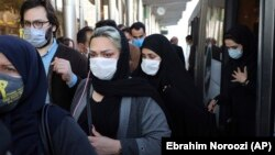Iran, the country worst hit by the pandemic in the Middle East, has reported more than 1.2 million COVID-19 cases, with nearly 56,000 deaths.