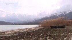 Преспанско Езеро се повлекува, сушата зема данок, но одговорни се и земјоделците