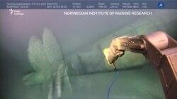 Норвегія заявила про перевищення рівня радіації біля затонулого підводного човна СРСР – відео