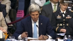Kerry Argues For Military Action Against Syrian 'Tyrant'