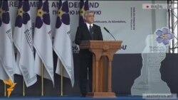 Սերժ Սարգսյանի՝ ապրիլի 24-ի ելույթը Ցեղասպանության զոհերի հիշատակի օրվա կապակցությամբ. տեսագրություն