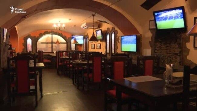 Добро пожаловать в рестораны, но с QR кодом