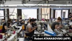 Фабрика во Македонија