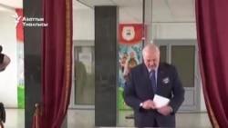 Лукашенконун алын сынаган шайлоо
