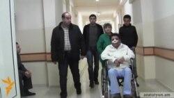 Ծեծի ենթարկված ԲՀԿ ակտիվիստ Արտակ Խաչատրյանին վիրահատեցին