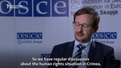 OSCE Head Says Minsk Must Be Implemented, With Or Without Peacekeepers