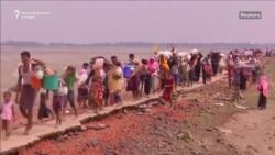 Tisuće Rohindža muslimana pristižu u Bangladeš