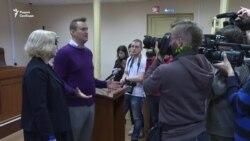 В Кирове судят Алексея Навального