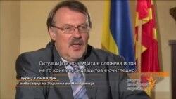 Интервју со Јуриј Гончарук