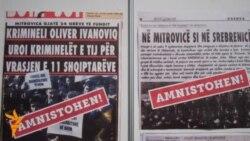 Protestë kundër amnistisë