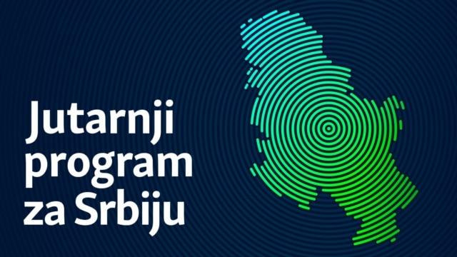 Jutarnji program za Srbiju - septembar/rujan 20, 2021