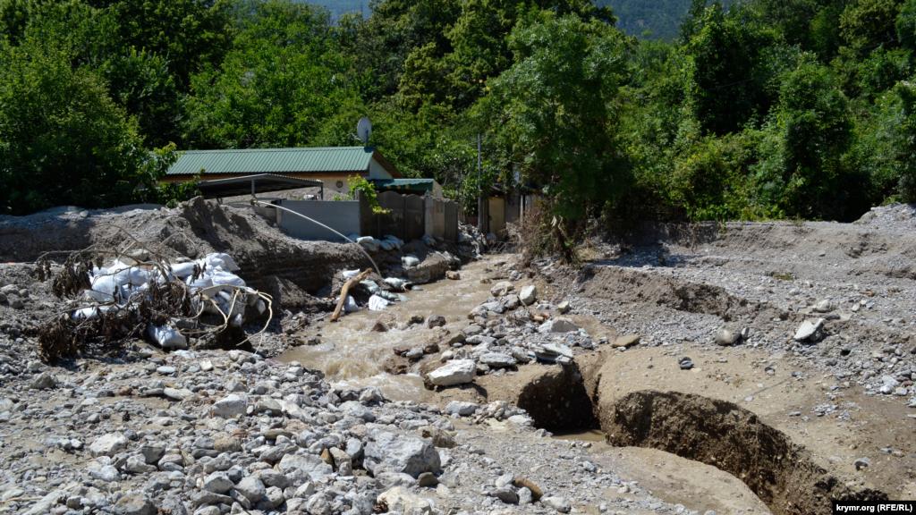 Sinoptiklerniñ tahminlerine köre, Qırımda küçlü yağmurlar telükesi alâ daa bar