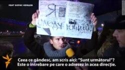 Locuitori ai Moscovei reacționează la uciderea lui Nemțov