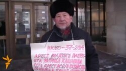 Айдар Хәлим Рәфис Кашаповны яклап пикетка чыкты