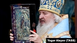 Митрополит Русской православной церкви Феофан.