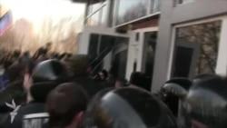 Штурм СБУ в Донецьку