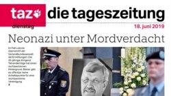 Un an de la atentatul extremist asupra lui Walter Lübcke