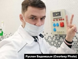 Руслан Бадамшын