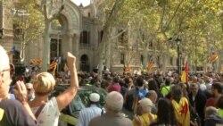 Зростає напруженість перед референдумом в Каталонії (відео)