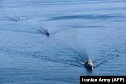 رزمایش مشترک ایران، روسیه و چین در آذرماه ۹۸ در آبهای دریای عمان
