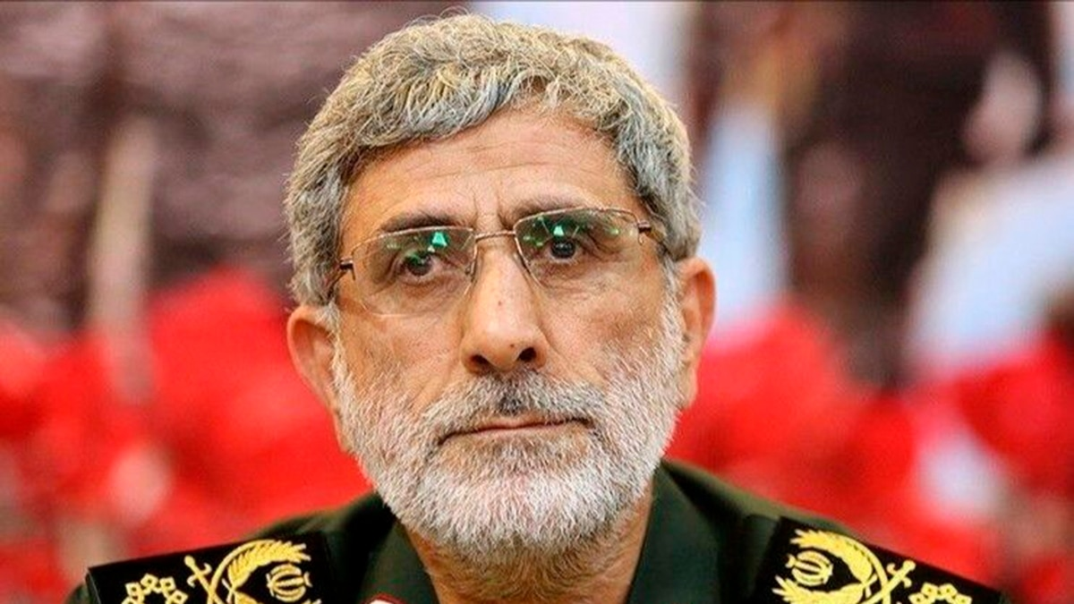 Iran Military Commander Backs Hamas In Call With Militant Group's Leader
