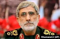 """Генерал Исмаил Гаани, новый командующий силами """"Аль-Кодс"""" в составе КСИР"""