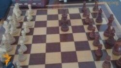 Жансая - восходящая звезда шахмат