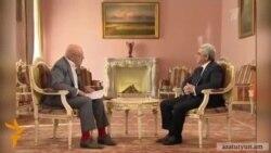 Սերժ Սարգսյան․ «Պահանջում ենք ճանաչում»