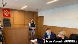Avocata FBK Liubov Sobol la Tribunalul Petrovski din Moscova