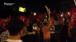 Erdogan Supporters Rally In Antalya