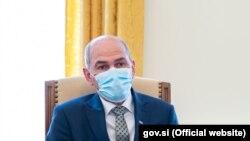 Словенечкиот премиер Јанез Јанша
