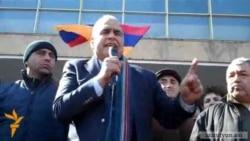 Հովհաննիսյանը միասնականություն պահանջում է հիմա, ոչ թե մայիսի 5-ին