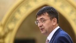 Domokos László, az Állami Számvevőszék elnöke.
