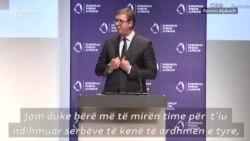 Vuçiq: Po më portretizojnë si tradhtar