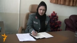 First Female Police Chief Takes The Helm In Kabul District