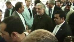 د افغانستان اجرایه رئیس هرات کې د کورنیو تولیداتو نندارتون پرانېسته