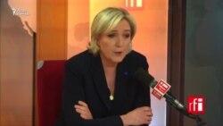 Кандидаты в президенты Франции о нападении в Париже