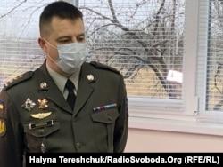 Віктор Ожінський, начальник Центру космічних досліджень і зв'язку