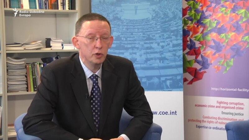 Marin Mrčela: Srbija nije učinila dovoljno na prevenciji korupcije