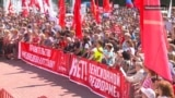 Thousands Protest Against Hike In Russia's Retirement Age