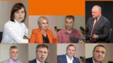 Cei opt candidați la președinția R. Moldova