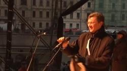 """""""Яблоко"""" на Болотной: Владимир Рыжков"""