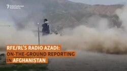 Despite The Risks, RFE/RL's Radio Azadi Keeps Covering Humanitarian Crisis In Afghanistan