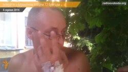 Поранений боєць 72-ї бригади: нашу зброю страшно було брати в руки