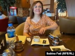 Najida Mahmud - Sulaymaniyah, Irak, septembrie 2021.