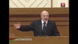 Лукашэнка: Навошта есьці бульбу зь мясам?