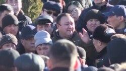 Бишкекда хитойликларга қарши митинг бўлиб ўтди
